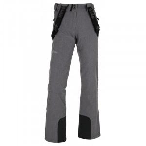 Dámské kalhoty Alin-w šedá - Kilpi