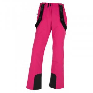Dámské kalhoty Elare-w růžová - Kilpi