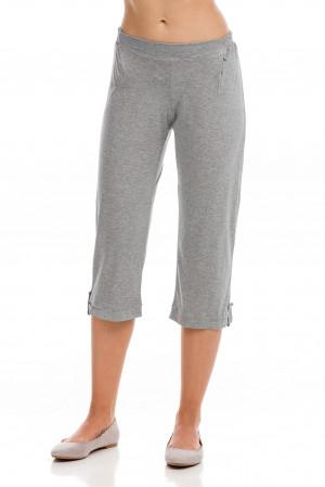 Vamp - Dámské 3/4 kalhoty 12299 - Vamp gray melange m