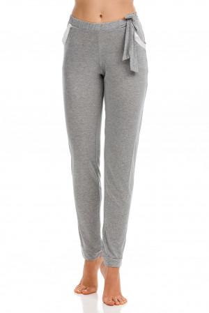 Vamp - Dámské stylové kalhoty 12298 - Vamp gray melange xl