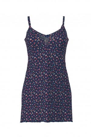 Vamp - Dámská košilka 12852 - Vamp blue s