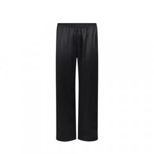 Dámské pyžamové kalhoty 15B660 Black(015) - Simone Perele černá 1