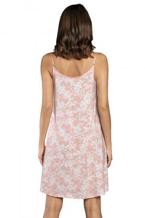 Dámská noční košilka Italian Fashion Bryza  Losos s