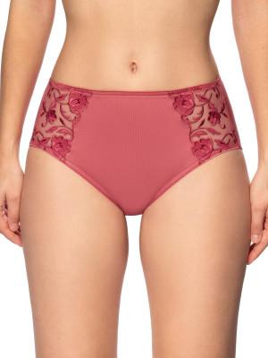 Felina Moments bokové kalhotky barberry red