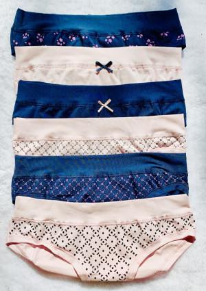 Dámské kalhotky Lovelygirl 4236D L Mix