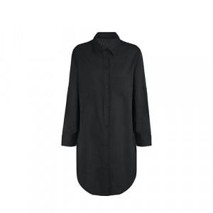 Dlouhá dámská košile 1DBB99 Black(015) - Simone Perele černá