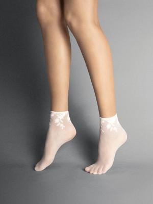 Dámské ponožky JANA argento UNICA