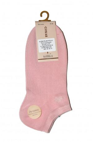 Dámské ponožky Ulpio Cosas LM-18 Čtyřlístek 35-42 bílý 35-38