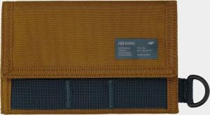 Peněženka 4F PRT001 hnědá light brown solid one size