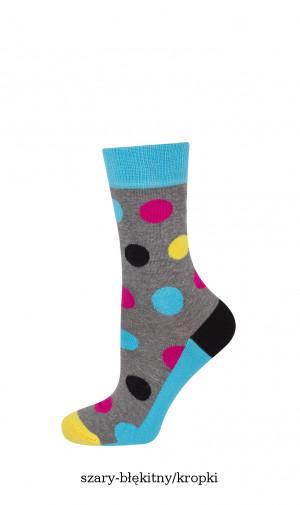 Dámské ponožky Good Stuff 3240 - SOXO Mix barev 40-45