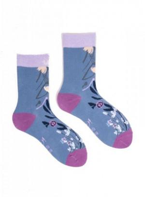 YO! Sk-54 Spoksy Dámské ponožky 35-38 jeans