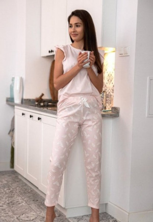 Sensis Florencia Dámské pyžamo S světle růžová