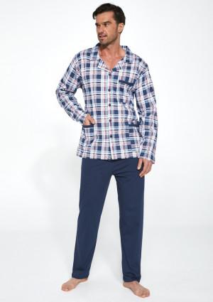 Pánské pyžamo Cornette 114/45 4XL Dle obrázku