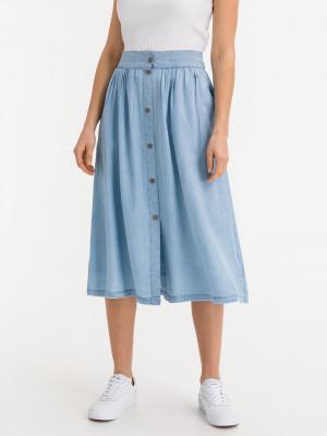 Sia Sukně Pepe Jeans Modrá