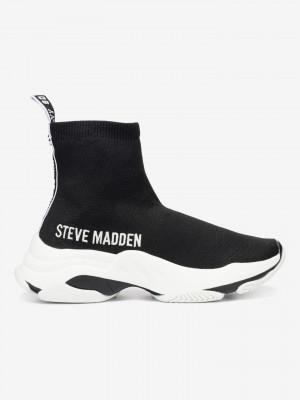 Master Tenisky Steve Madden Černá