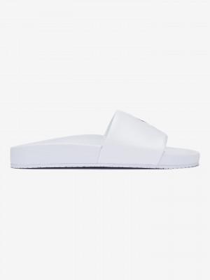 Cayson Pantofle Polo Ralph Lauren Bílá
