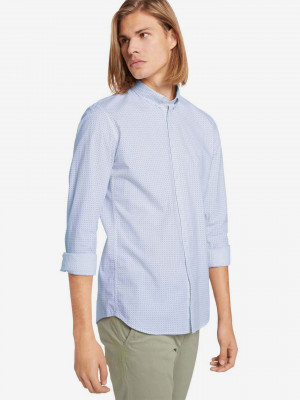 Košile Tom Tailor Denim Modrá