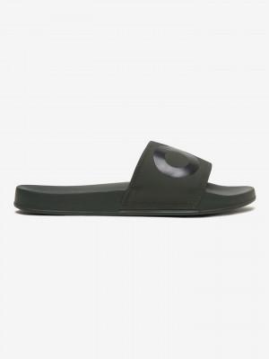 B1B Slide Pantofle Oakley Černá