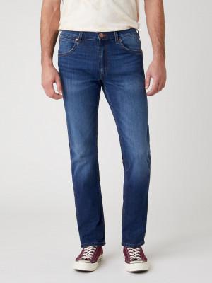 Greensboro Jeans Wrangler Modrá