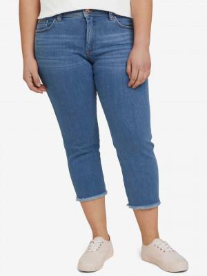 Jeans Tom Tailor Modrá