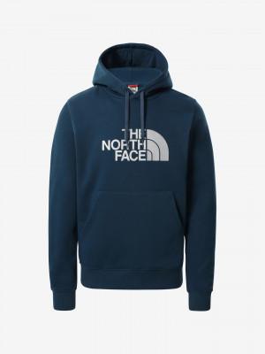 Drew Peak Mikina The North Face Modrá
