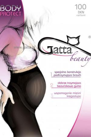 Dámské těhotenské legíny beauty Body Protect 100 - Gatta černá 3-M