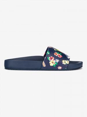 Cayson Pantofle Polo Ralph Lauren Modrá