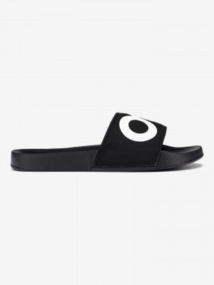 B1B Pantofle Oakley Černá
