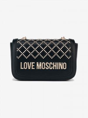 Kabelka Love Moschino Černá