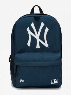 New York Yankees MLB Batoh New Era Modrá