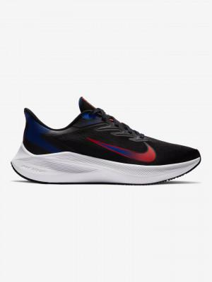 Zoom Winflo 7 Tenisky Nike Černá