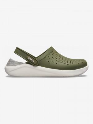 LiteRide™ Clog Crocs Crocs Zelená
