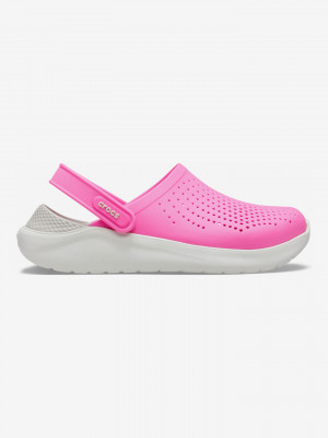 LiteRide™ Clog Crocs Crocs Růžová