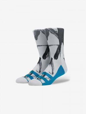 Particle Ponožky Stance Barevná