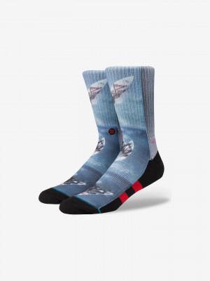 Kalani Ponožky Stance Modrá