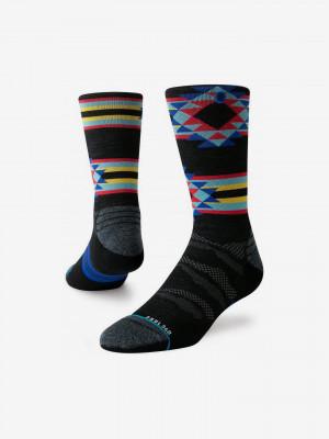 Fault Ridge Hike Lite Ponožky Stance Černá