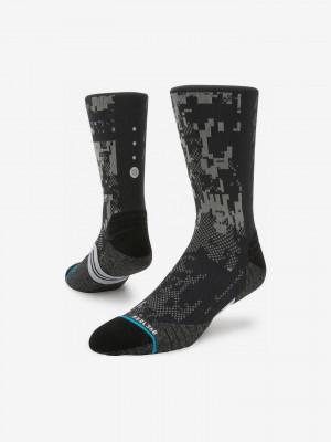 Prism Crew Ponožky Stance Černá
