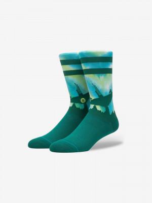 Endor Ponožky Stance Zelená