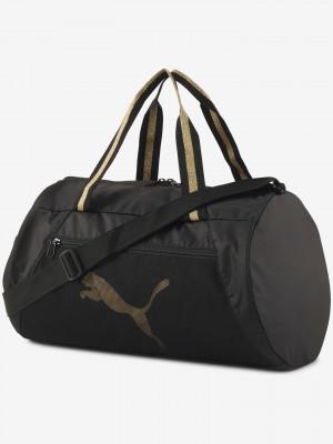 AT ESS Barrel Cestovní taška Puma Zlatá
