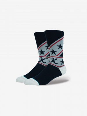 Suit Up Ponožky Stance Modrá