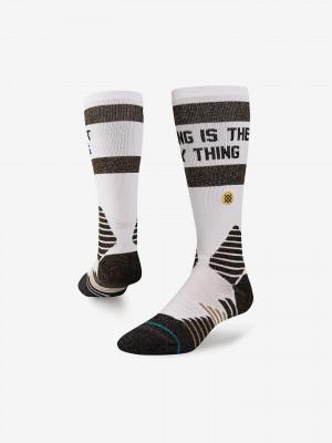 Dynasty Ponožky Stance Bílá