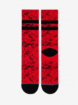 Spray Classic Ponožky Stance Červená