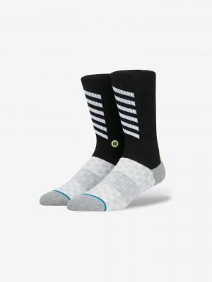 Transparent Ponožky Stance Šedá
