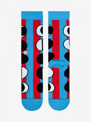 Ricardo Cavolo Moons Ponožky Stance Modrá