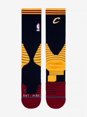 Logo Crew Ponožky Stance Žlutá
