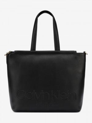 Marrone Kabelka Calvin Klein Černá