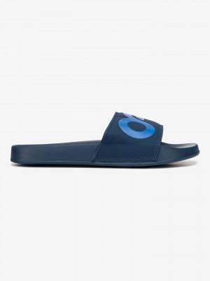 B1B Pantofle Oakley Modrá