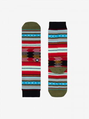 Guadalupe Ponožky Stance Barevná