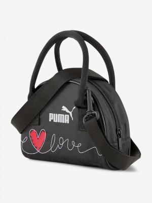Valentines Mini Grip Cross body bag Puma Černá
