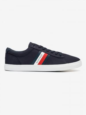Essential Stripes Tenisky Tommy Hilfiger Modrá